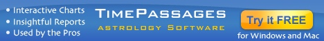 TimePassages Astrology Software