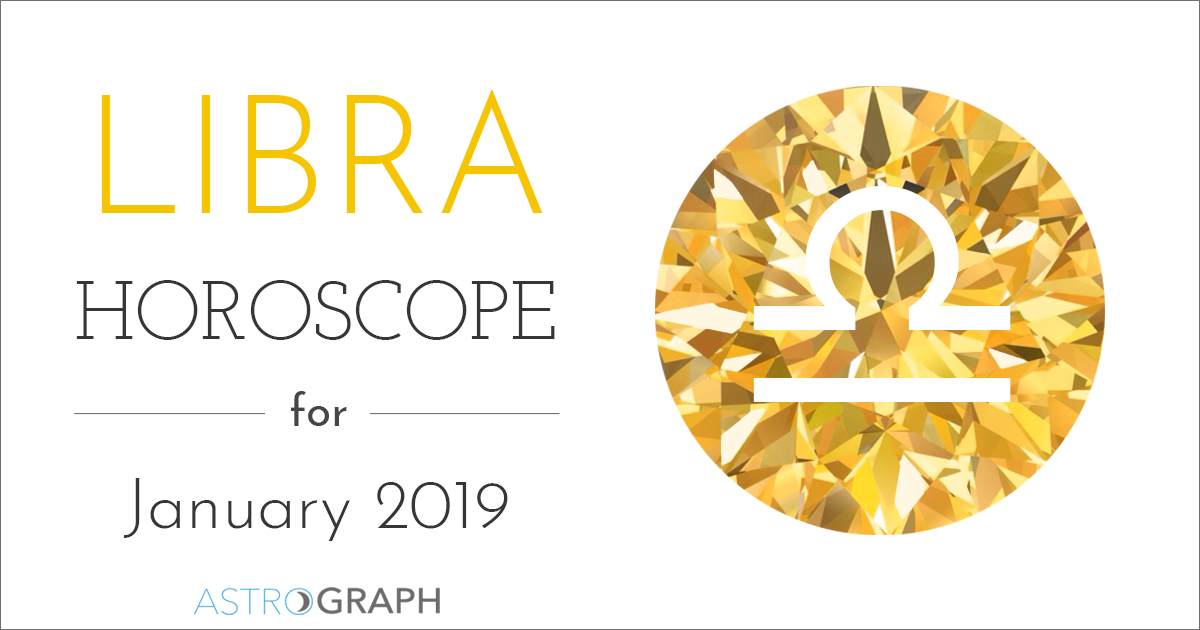 Libra Horoscope for January 2019