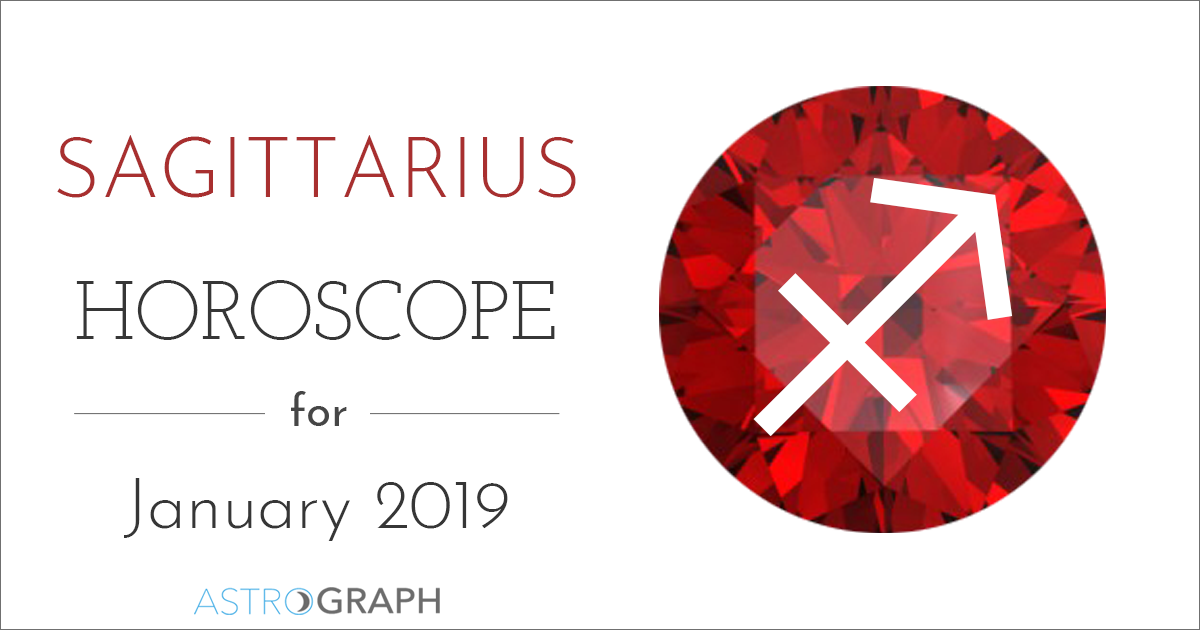 Sagittarius Horoscope for January 2019