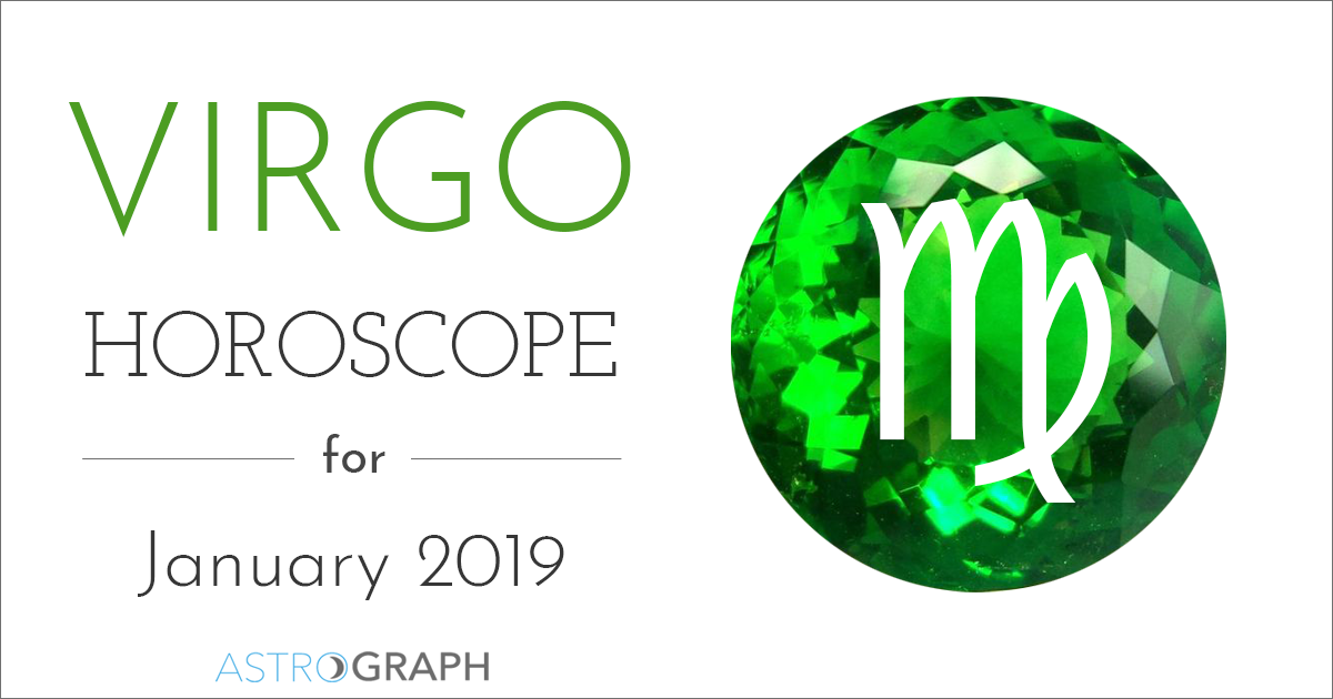 Virgo Horoscope for January 2019