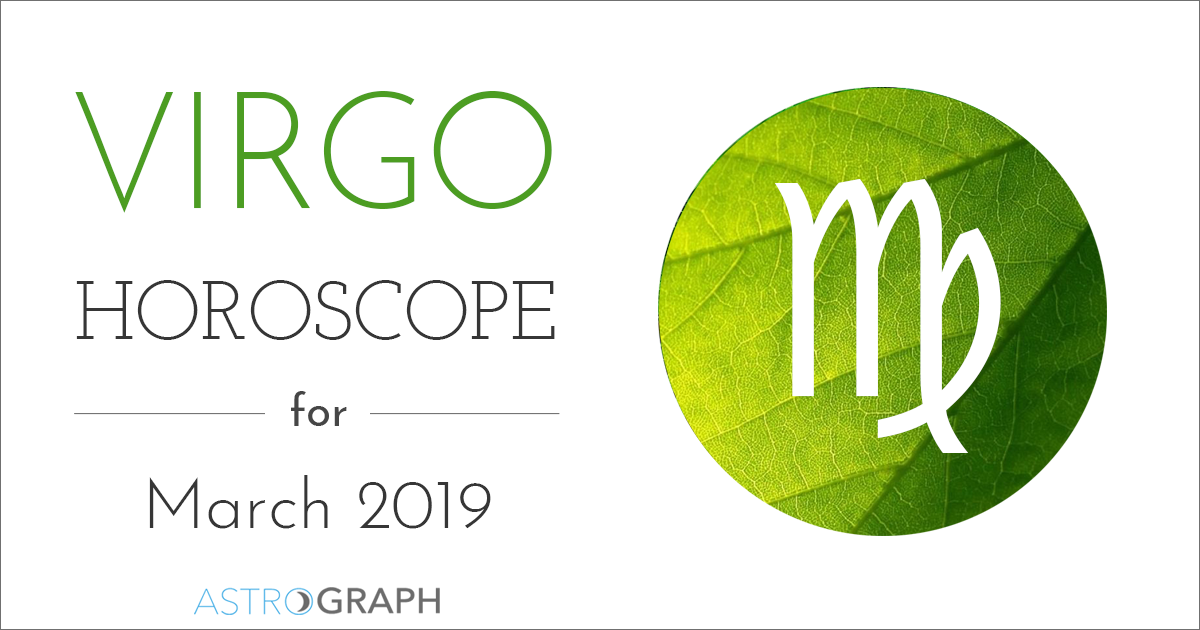 Virgo Horoscope for March 2019