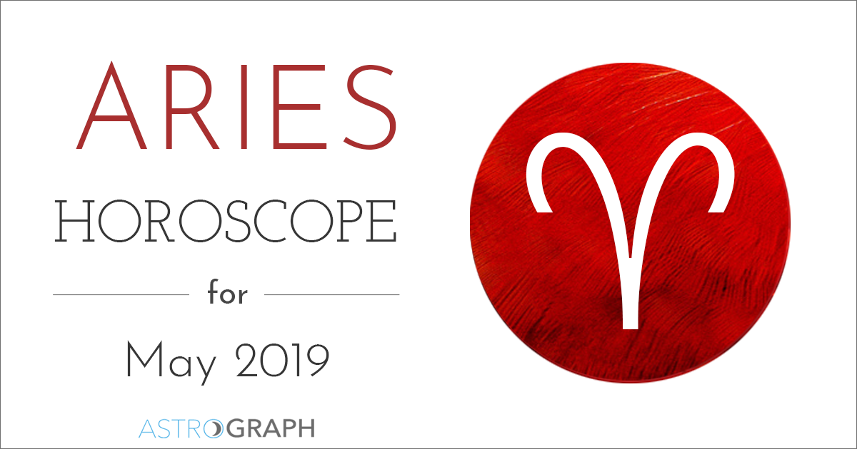 Aries Horoscope for May 2019