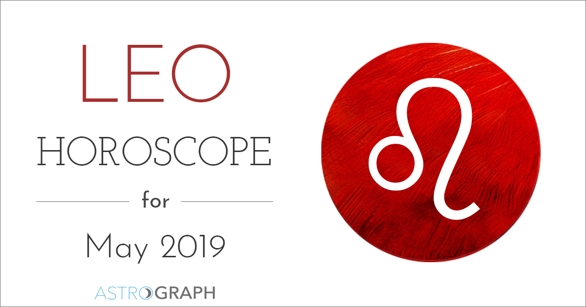 Leo Horoscope for May 2019