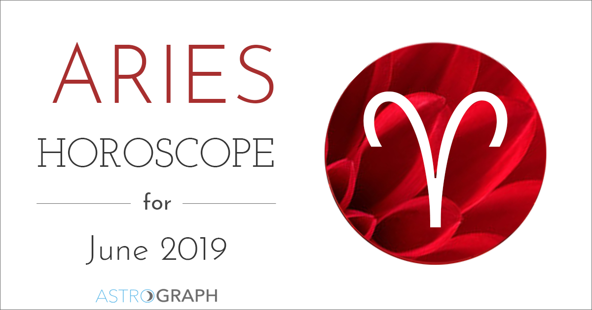 Aries Horoscope for June 2019