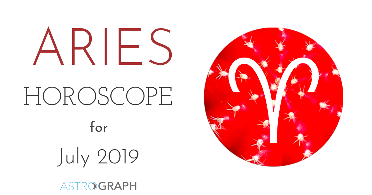 Aries Horoscope for July 2019