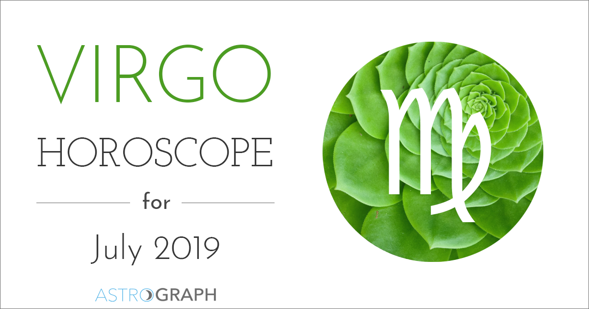 Virgo Horoscope for July 2019