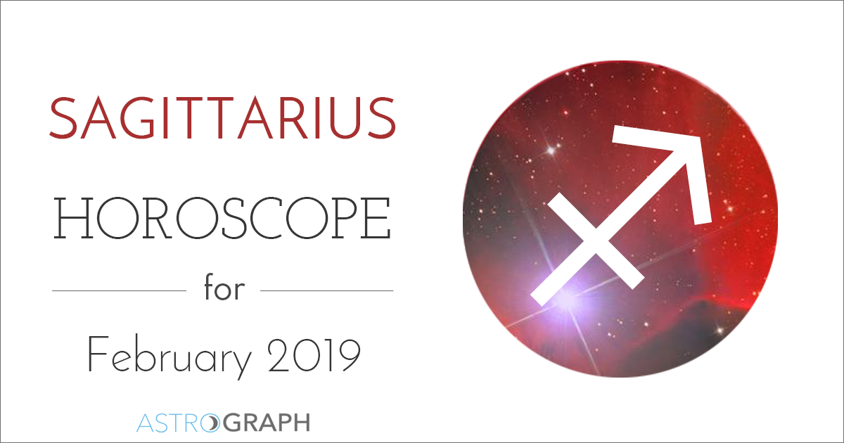 Sagittarius Horoscope for February 2019