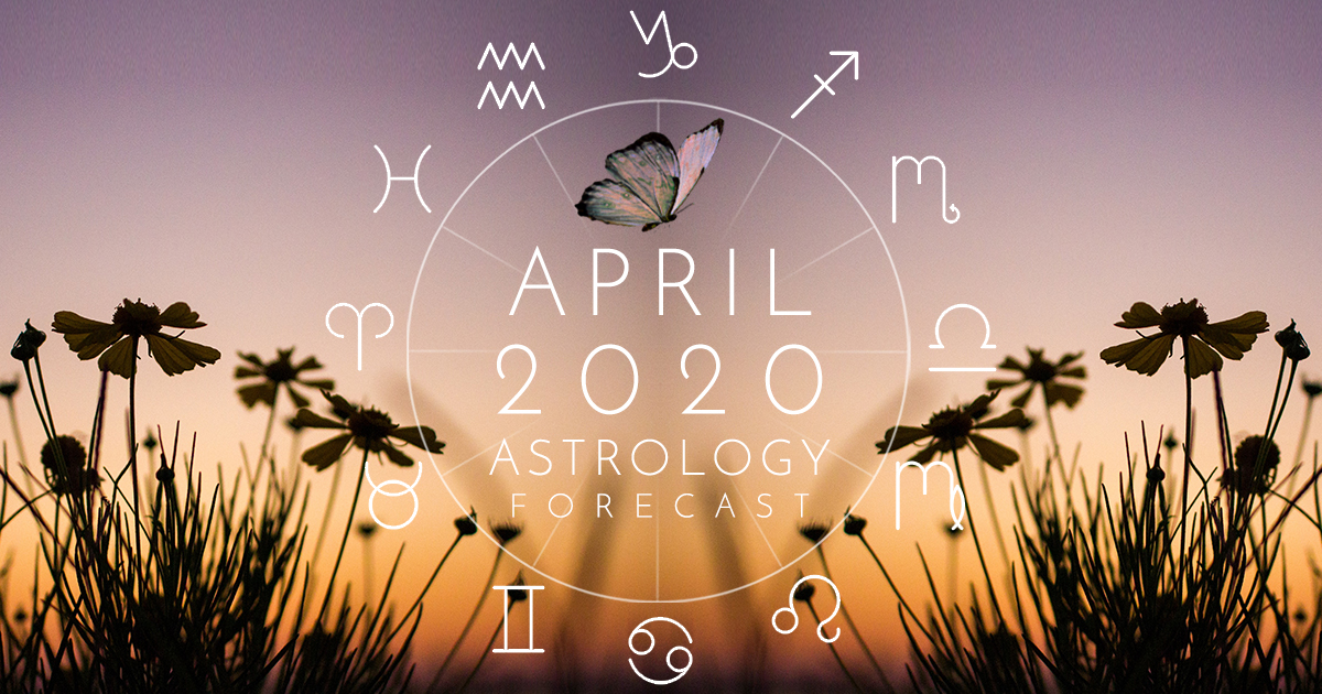 An April Month of Transformation, Angst, and Earth Issues
