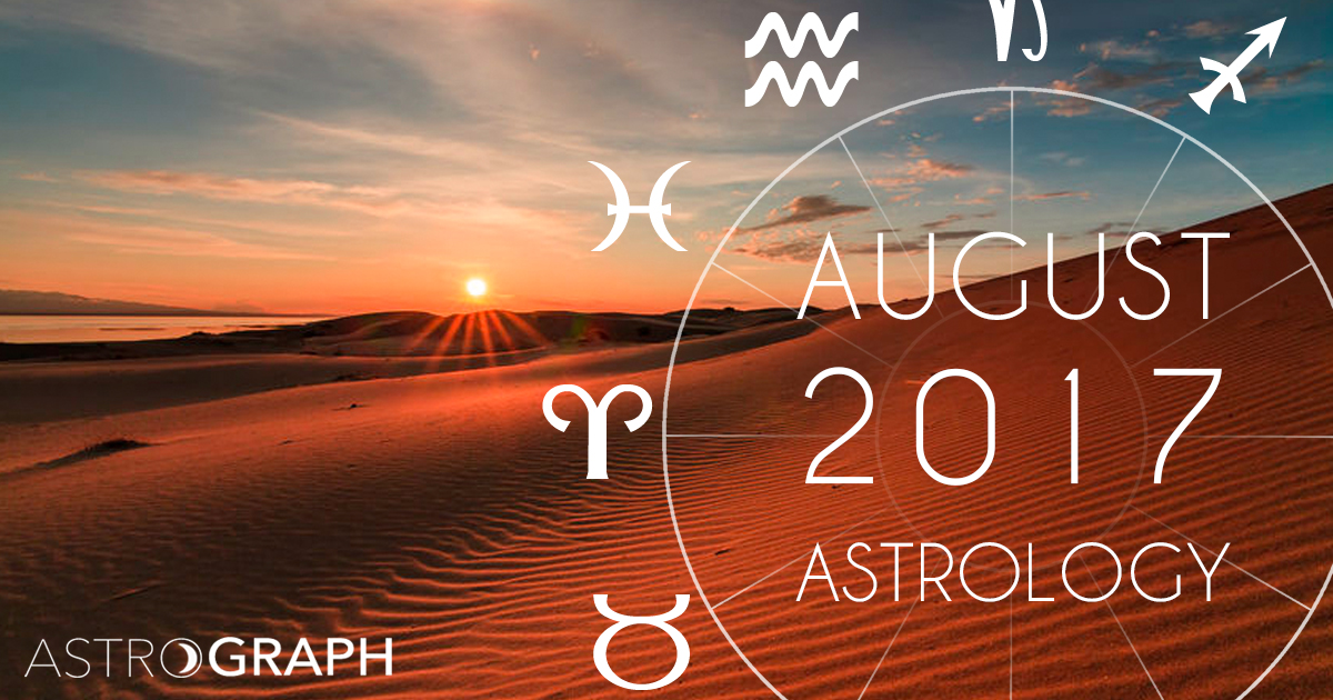 An Active and Transformative Month of August