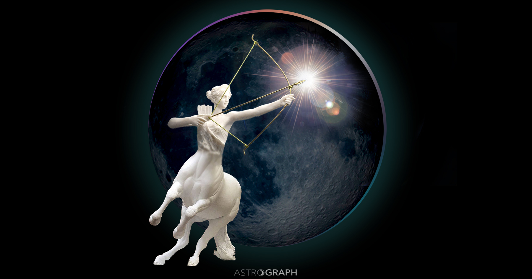A Sagittarius New Moon of Mystical Leanings and Relationship Realizations