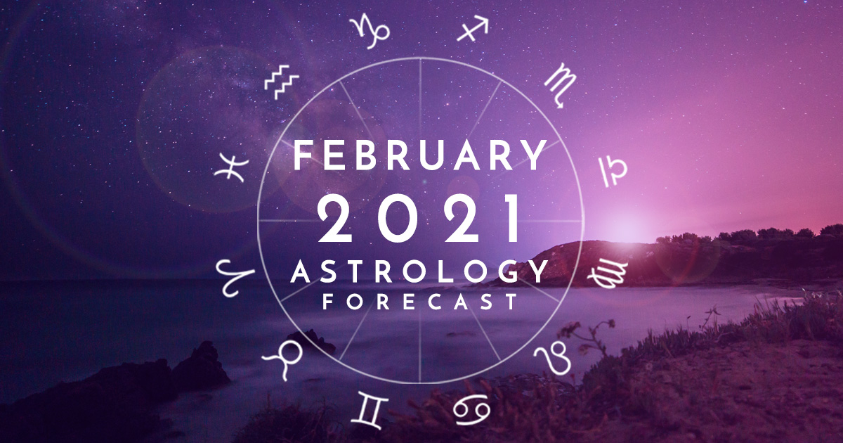 A February Month of Transformational Intensity Tempered by Optimistic Future Orientation