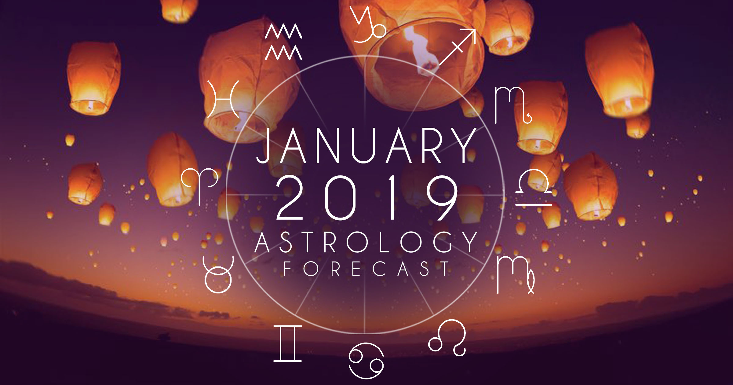 A January Month of Illusion, Recognition and Transformation