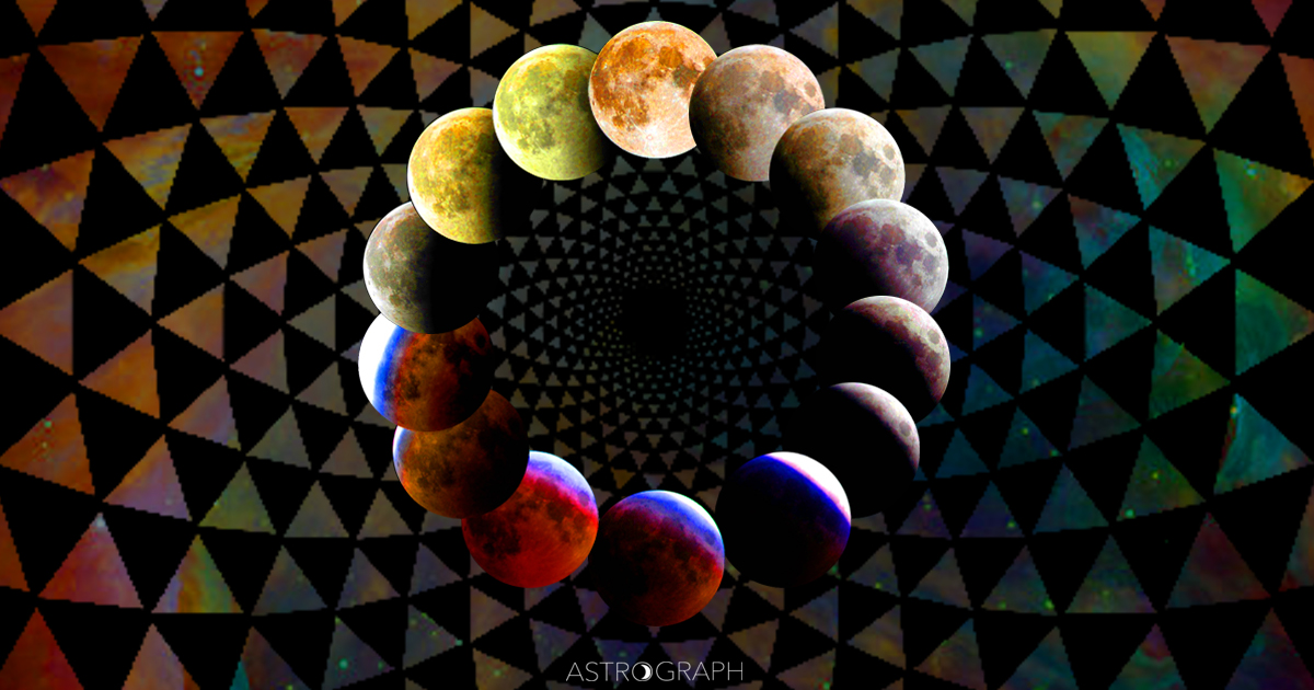 A Full Moon Eclipse of Renewed Awareness and Studied Action
