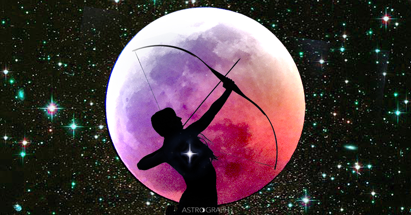 Lunar Eclipse June 2020:  Fierce Love in Dire Times