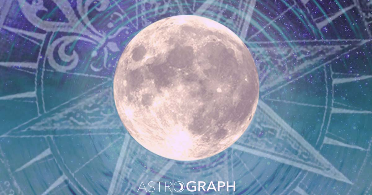 Full Moon in Virgo: Finding True North