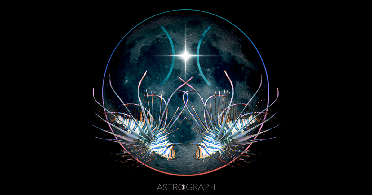 A Pisces New Moon of Grace in Action