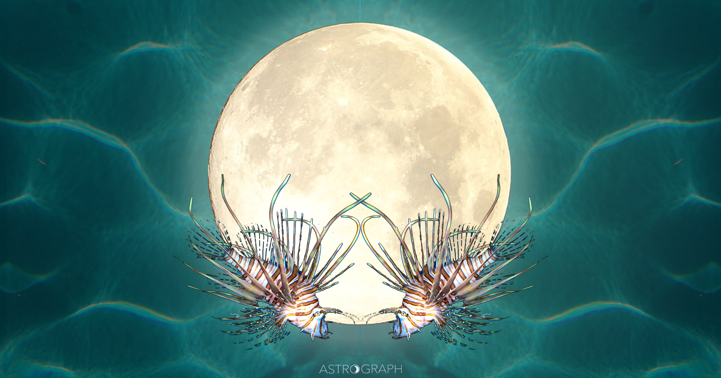 A Full Moon of Bridging the Spiritual and the Mundane