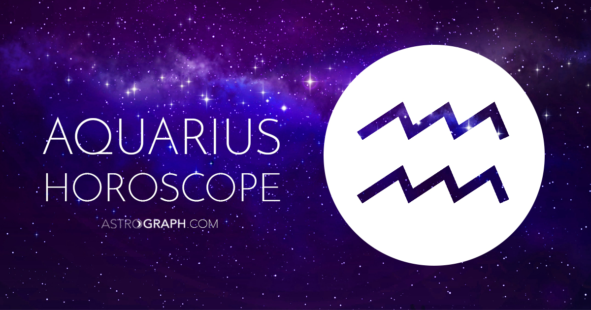 Aquarius Horoscope for April 2020