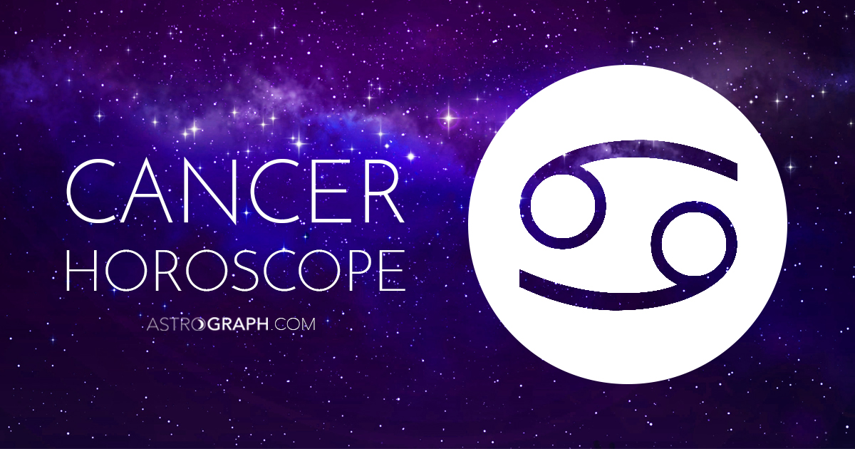 Cancer Horoscope for April 2020