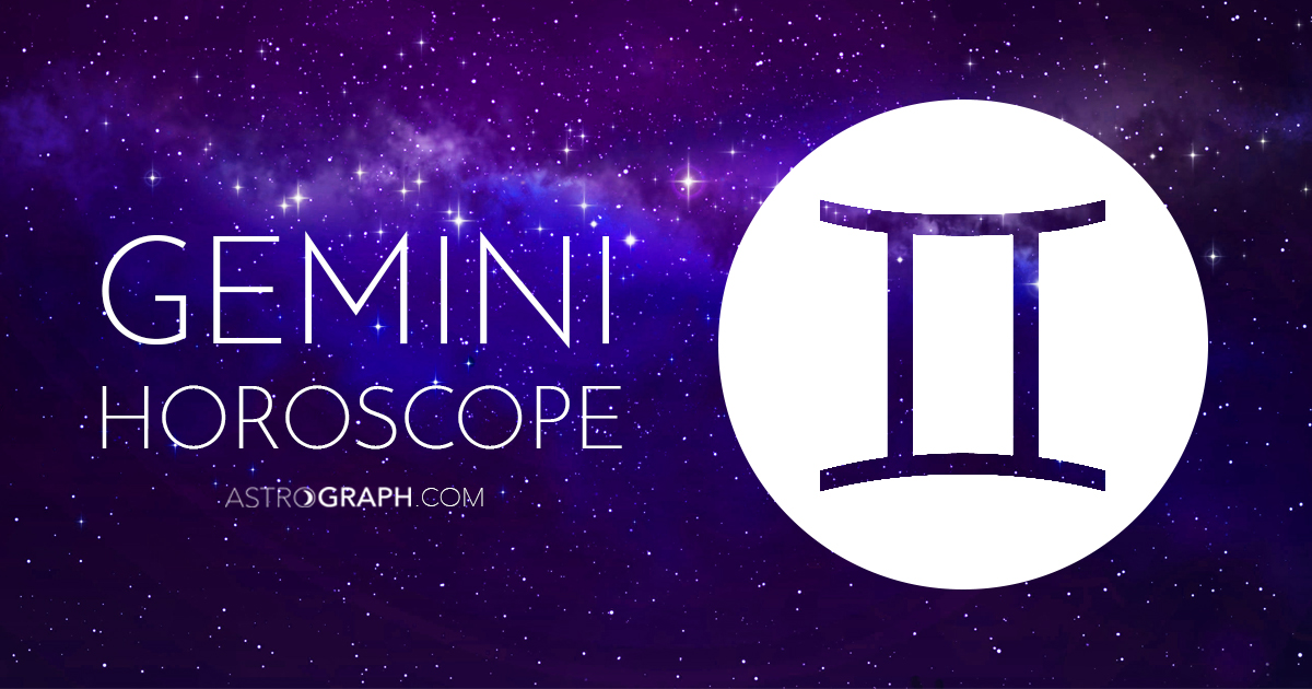 Gemini Horoscope for September 2020