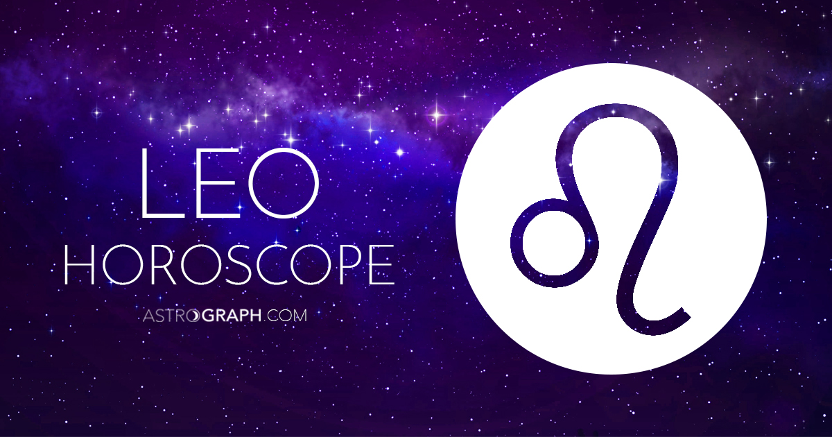 Leo Horoscope for October 2020